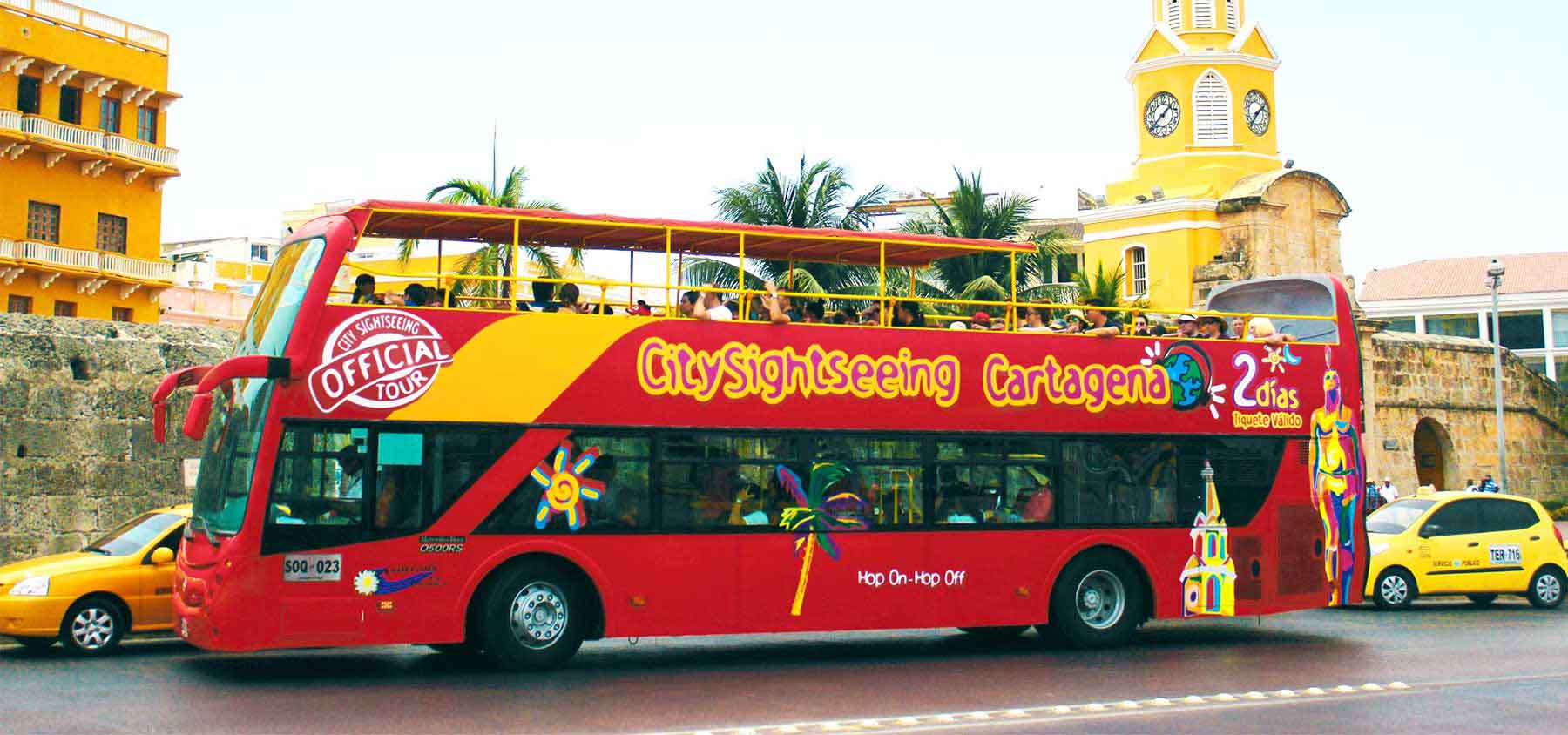 Bus Cartagena